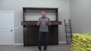 Bunk Bed Weight Test- Wilding Wallbeds