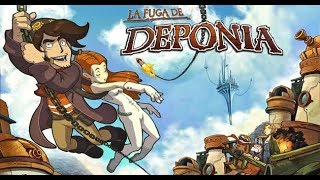 Deponia | Un Click and Point muy divertido