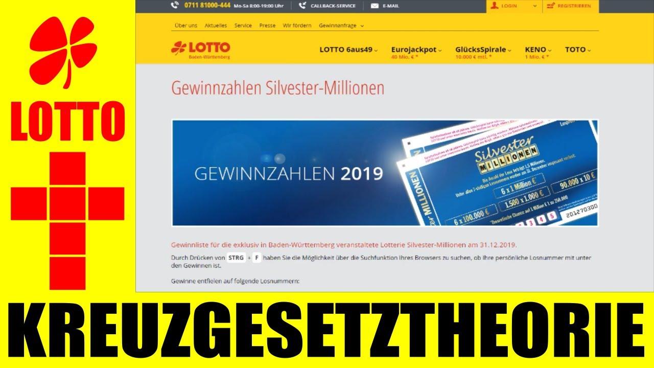 Lotto silvester millionen 2020