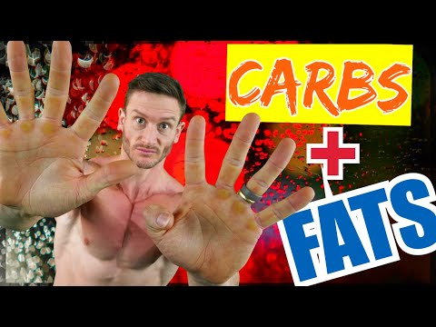 don't-mix-fats-and-carbs!-more-scientific-evidence-not-to-do-this-(metabolic-gridlock)