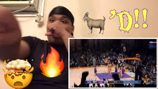 Kobe Bryant's BEST 100 Plays & Moments Of His NBA Career - REACTION