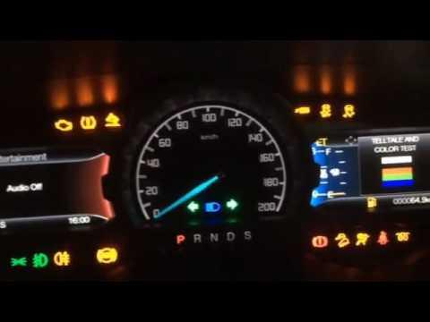 การดูค่าบน Display ของ Ranger T6 3.2 AT