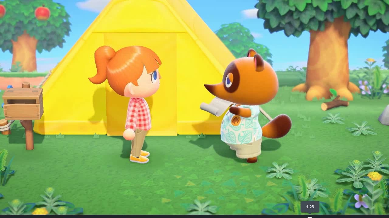Animal Crossings New Horizons Nintendo Switch 7 Day Free Trial Youtube