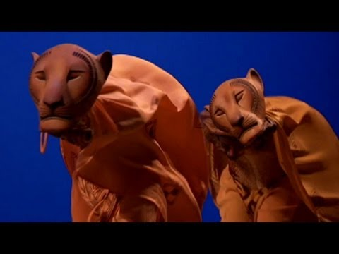 'The Lion King': Making of the Highest-Grossing Musical