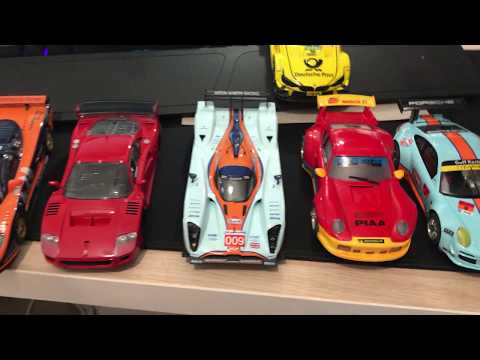 Slot Car comparison of NSR vs Slot.it vs Revo slot vs Ninco slot cars. Which one is good?