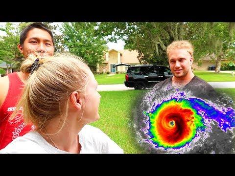 EVACUATING FLORIDA? HURRICANE IRMA!