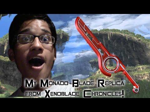 My Monado Blade Replica!!!