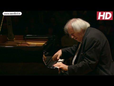 Grigory Sokolov - Schubert, Klavierstücke No. 1