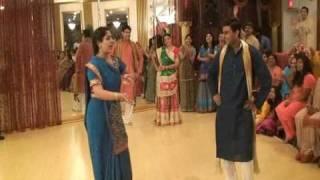 Rohit & Sejal performing ude jab jab