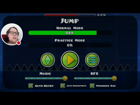 Geometry Dash Stream EUR LEVEL