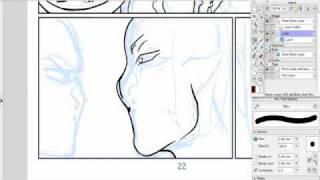 Animorphs Page 22 Inks