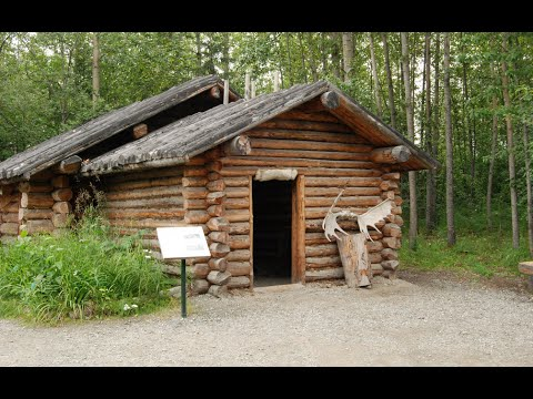 Visiting Alaska Native Heritage Center, Cultural Center in Anchorage, Alaska, United States