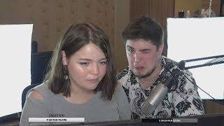 бУХЛОСТРИМ на двоих Morgan & AnnaMeow Переезд в Волгодонск. Смешные моменты 1