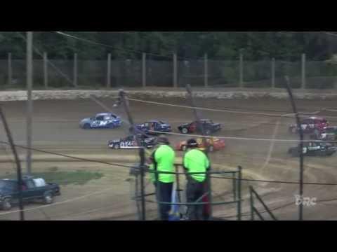 Moler Raceway Park   6.10.16   The DRC Crazy Compacts   Heat 3