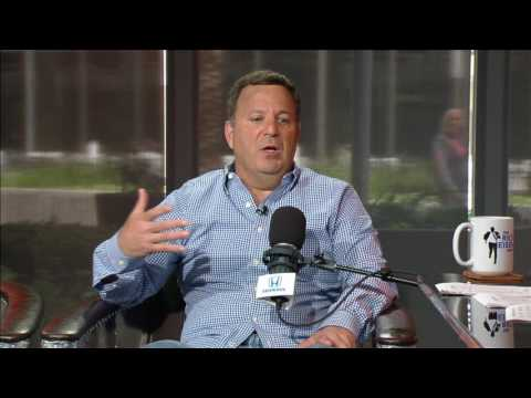 Former NE Patriots Executive Michael Lombardi on Blake Bortles & The Jaguars - 4/24/17