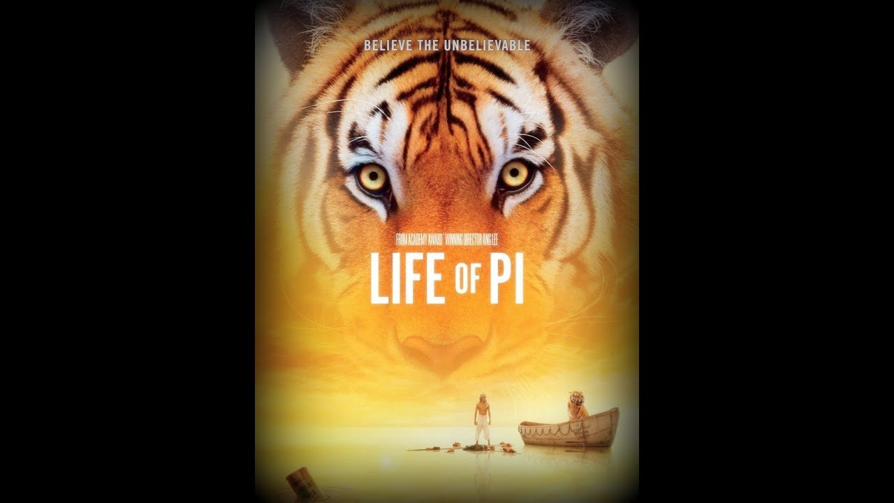 Download Life of Pi HD Movie।Sub title malay language