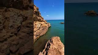 Сырные скалы Крым Shorts