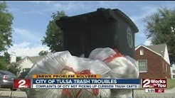 City Of Tulsa Trash Troubles