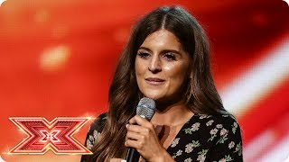 Is a lack of confidence holding Nicole Caldwell back? | Boot Camp | The X Factor 2017