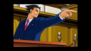 Ace Attorney: Phoenix Wright Trilogy HD iOS iPhone / iPad Gameplay Review - AppSpy.com