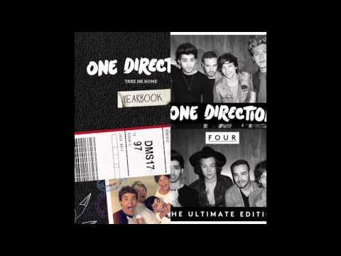Песня one direction - no control & rock me (mashup) в mp3 256kbps