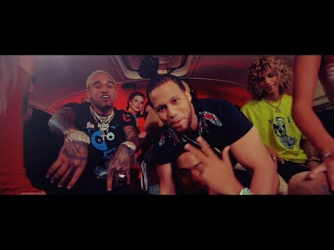 Смотреть клип Bryant Myers Ft. El Alfa, Jon Z, Myke Towers, Almighty - Acapella