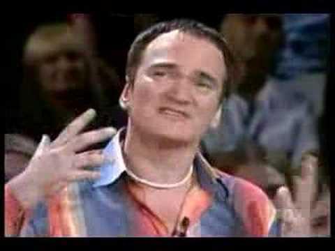 Quentin Tarantino on American Idol