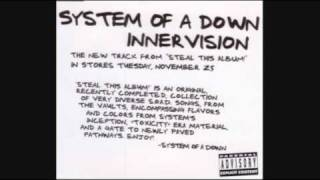 System of a Down-Innervision (Instrumental Track)