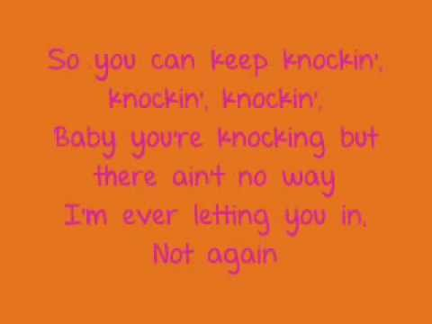 Knockin' - Freddie Stroma poster