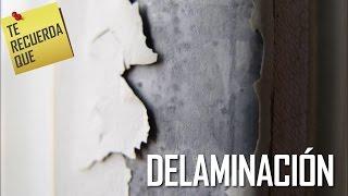 ICTRQ: DELAMINACIÓN DE RECUBRIMIENTOS