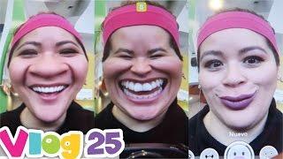 VLOG 25: Divertidos con Snapchat (23.03.16 - Parte 1)