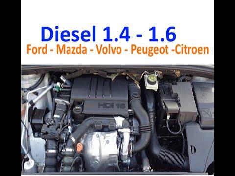 Проблемы дизельных моторов 1.4 и 1.6 hdi-tdci ?
