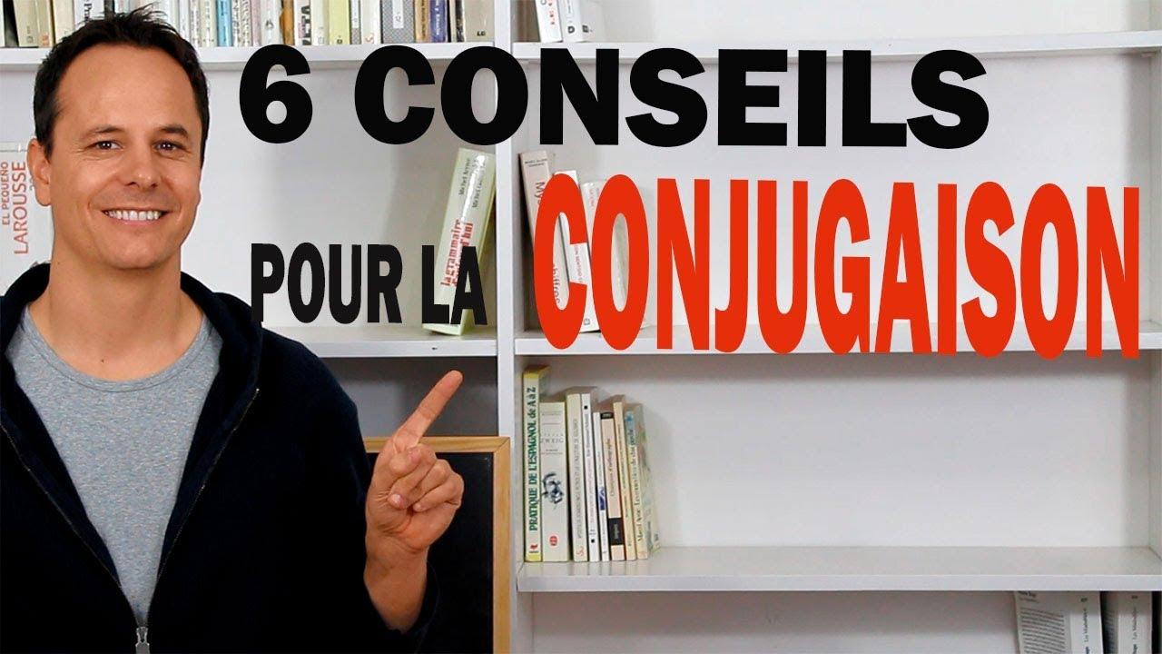 6 Conseils Pour Ameliorer Ta Conjugaison Francais Avec Pierre