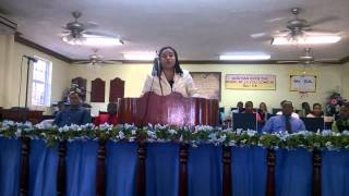 Great Faith Brings Great Rewards, Sis Susan Solis