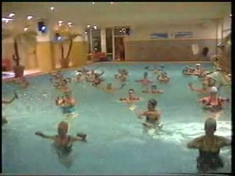 Aqua aerobics glasgow