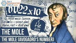 Chemistry Lesson: The Mole (Avogadro's Number)