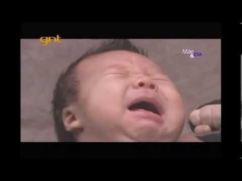 """""""Choro de Bebê"""" como reconhecer 5 tipos: Fome, Sono, Desconforto, Arroto e Cólica"""