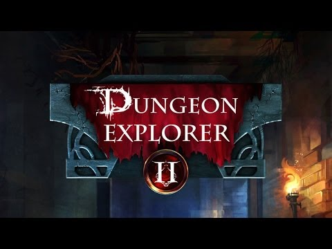 Dungeon Explorer II - Universal - HD (iOS / Android) Gameplay Trailer