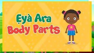 Yoruba Stars  Body Parts in Yoruba  y Ara ni d Yorb