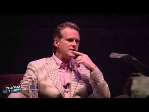 Orlando LIVE - Florida Film Festival 2013 - A Brunch with Cary Elwes