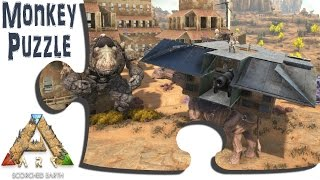 ARK Scorched Earth Ep 17 - Paracer Tank