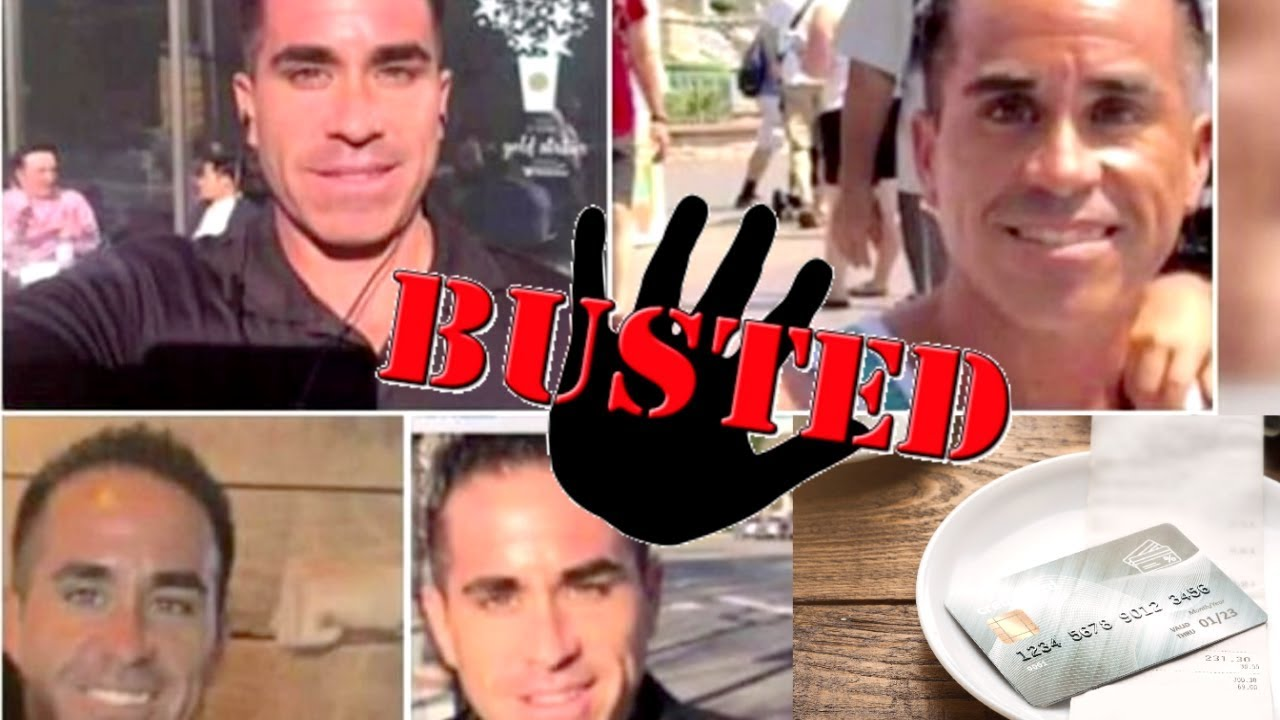 California Dine and Dasher Finally Arrested After Tricking Dozens Of Women.