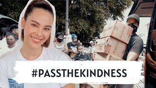 #PassTheKindness Agents of Change | Catriona Gray