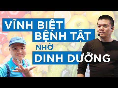 Bật mí chế độ DINH DƯỠNG để VĨNH BIỆT mọi bệnh tật   Phạm Ngọc Anh - Mr Why