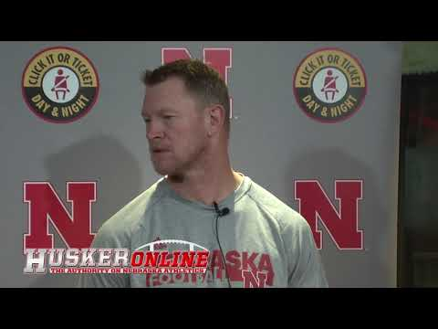 HOL HD: Scott Frost Thursday Press Conference