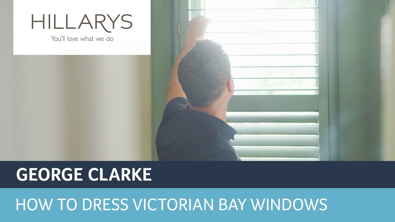 How To Dress Victorian Bay Windows With George Clarke Youtube