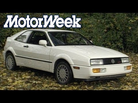 1990 Volkswagen Corrado G60 | Retro Review