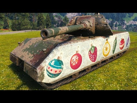 Maus - DOMINATOR - World Of Tanks Gameplay