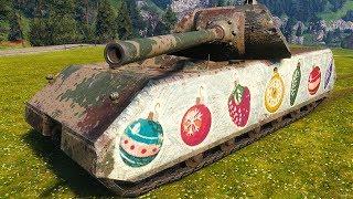 Maus - DOMINATOR - World of Tanks Gameplay