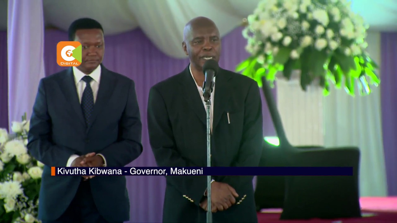 Ukambani leaders say they will partner with gov't for development